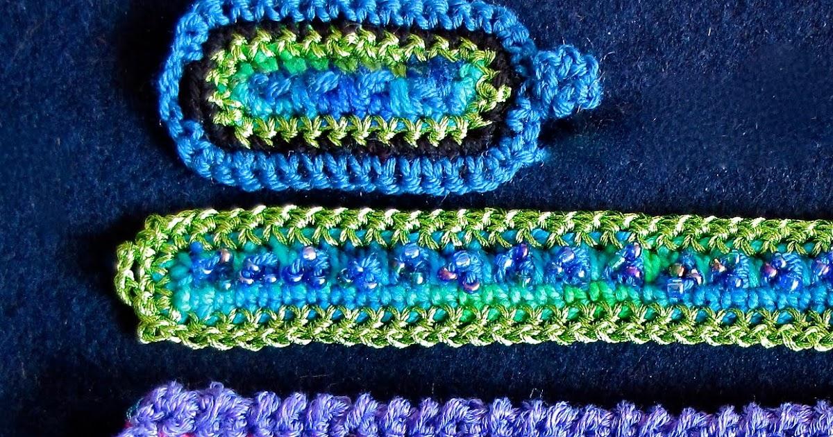 Vashti S Crochet Pattern Companion Cotton Crochet Thread