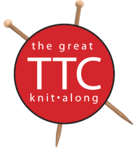 TTC Knit-A-Long logo