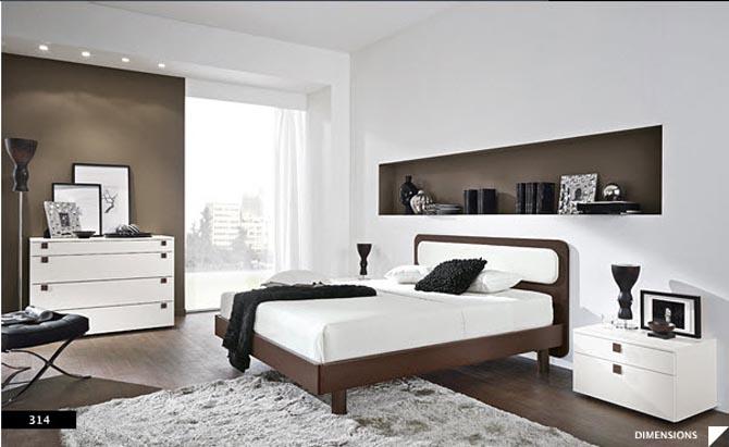 Dormitorios fotos de dormitorios im genes de habitaciones - Dormitorio matrimonial moderno ...