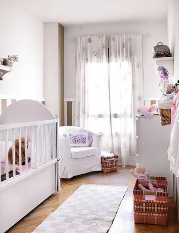 Dormitorios infantiles decoracion de salones - Dormitorios infantiles con encanto ...