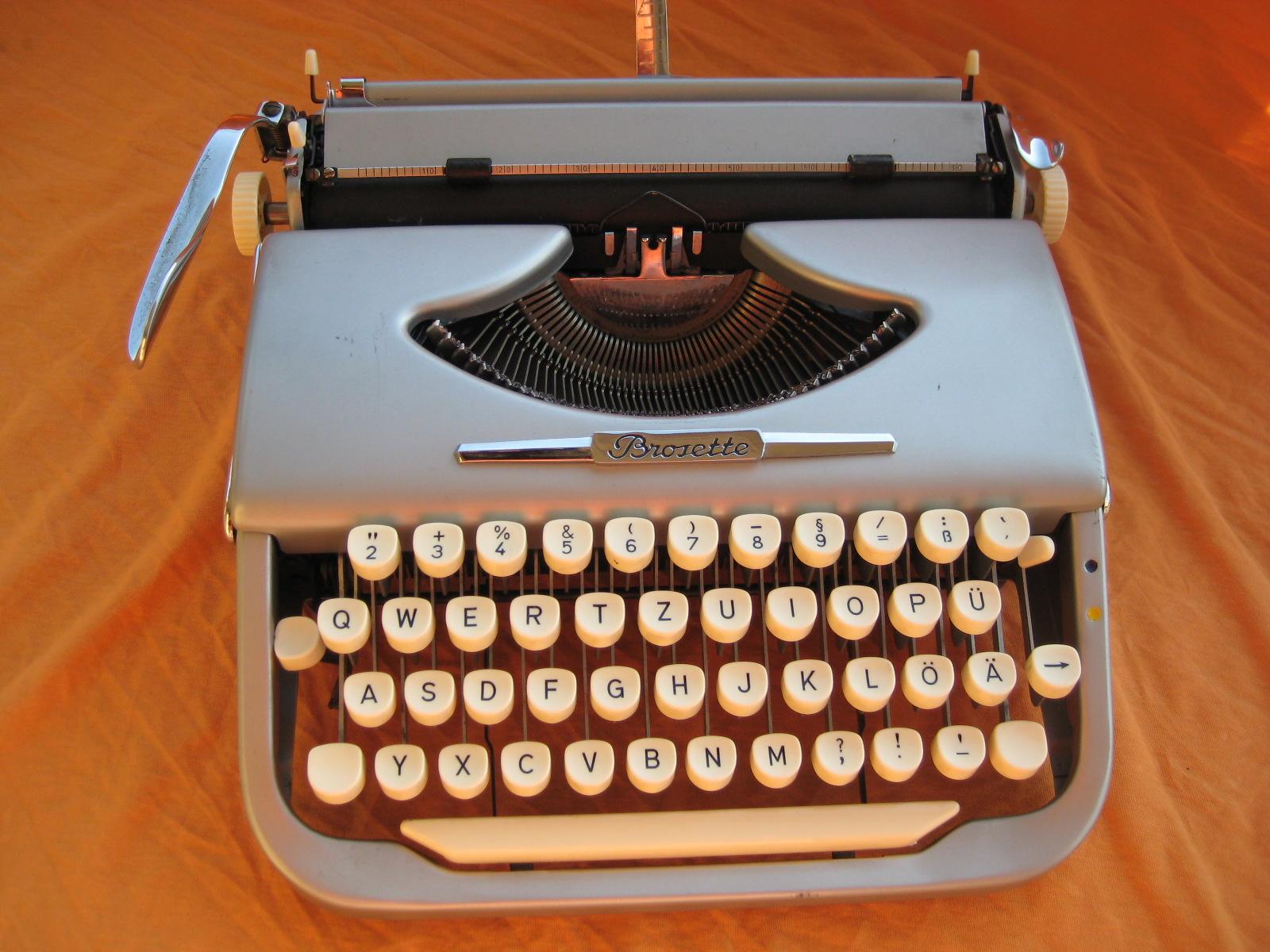 Manual Typewriter Diagram Garage Door Repair Redondo Beach Retro Tech Geneva Ephemera Brosette