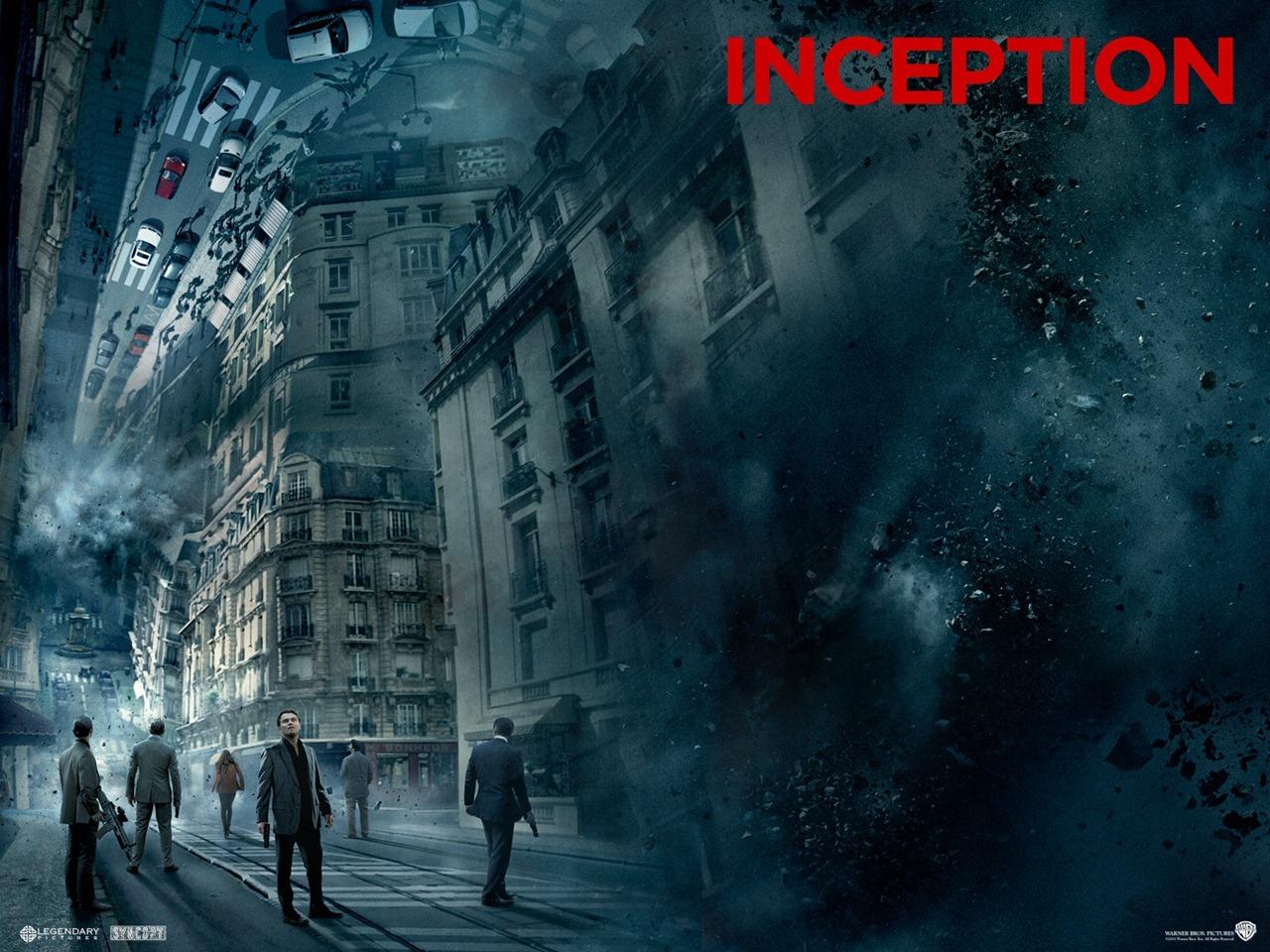 Christopher Nolan Inception