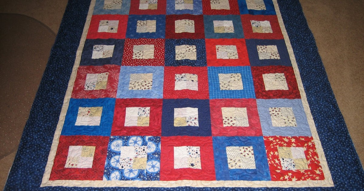 Bell Creek Quilts: A Few 2.5 Inch Strip Quilts