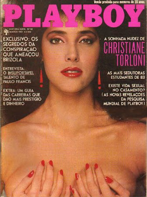 Christiane Torloni Na Capa Da Playboy De