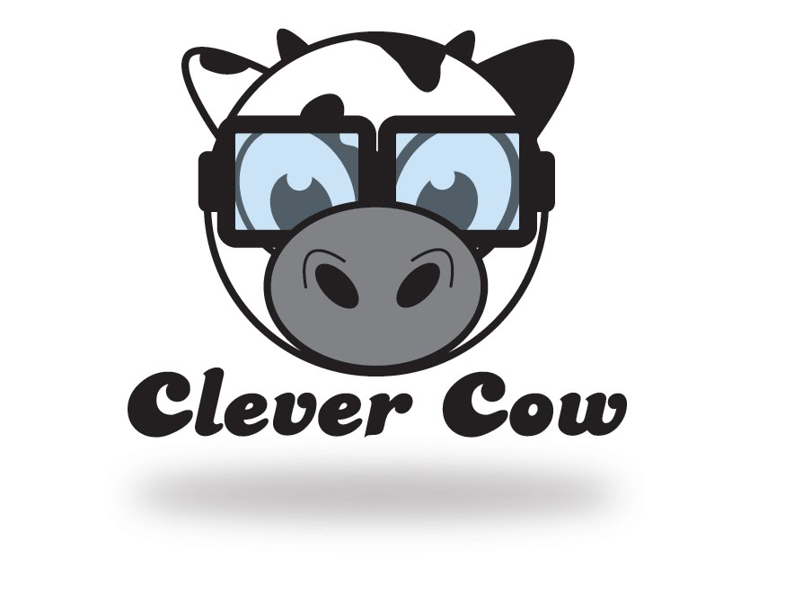 Image result for clever cows clipart