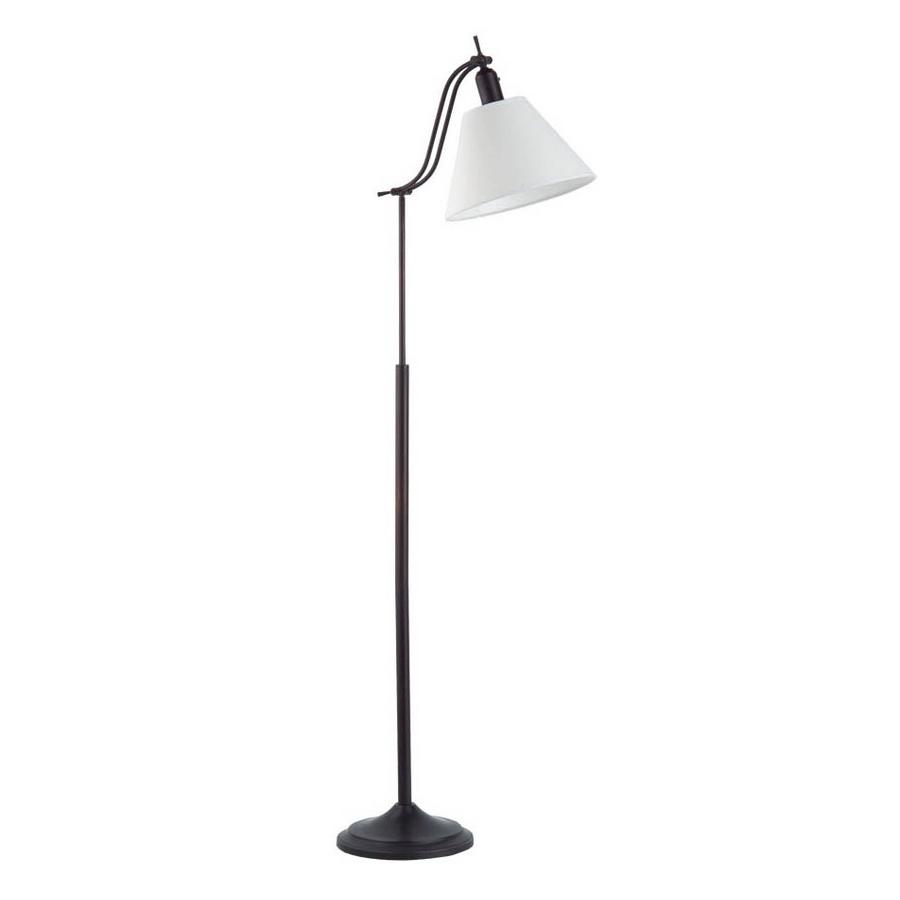 Whom You Know: OttLite Marietta Floor Lamp at Lowe's: So ...