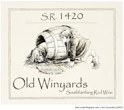 Vinařství ve středozemi