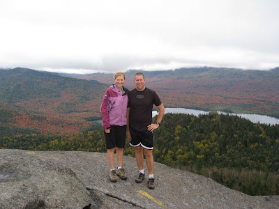 Adirondack Hikes: Autumn Atop Ampersand
