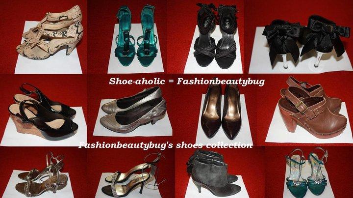 Fashion Beauty Bug: High Heels