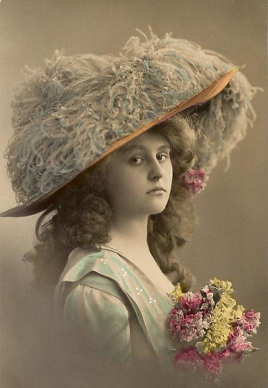 Edwardian Hat Sew Historically