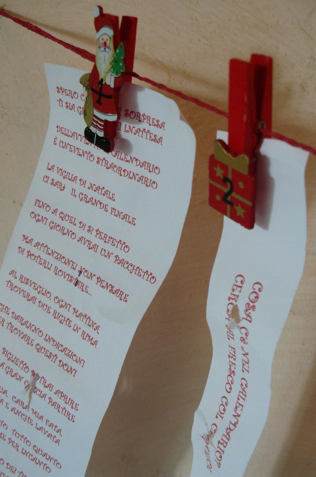 Cosa Mettere Nel Calendario Dellavvento Per Il Fidanzato.Verdesalvia Calendario Dell Avvento 2010
