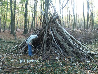 Hutte Im Wald Bauen Genehmigung Schau Unter Die Haube