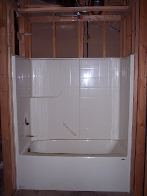 Building A Home Tub Amp Shower Installation Requires