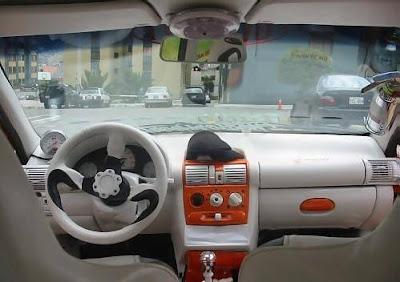 Tuning opel corsa b laranja interior for Opel corsa b interieur