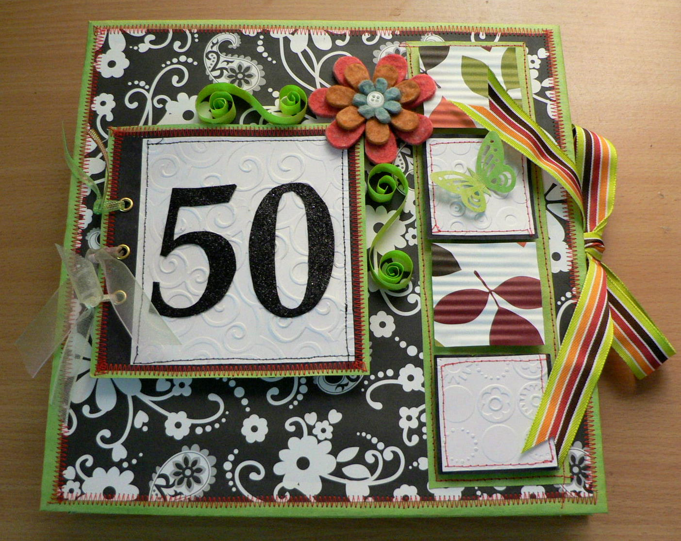 84 Creative Handmade Cover Pages For Projects File Cover Page