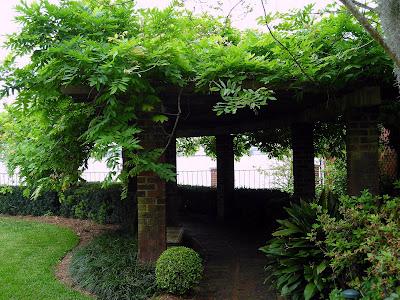 Teaorwine Jacksonville Florida Cummer Gardens
