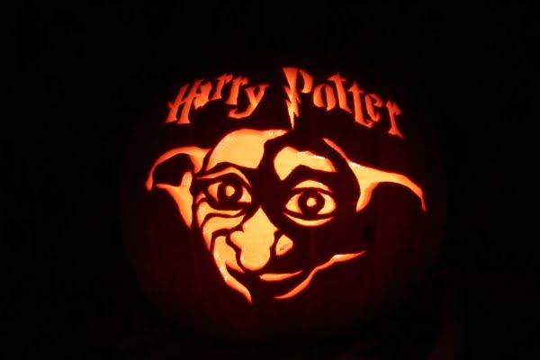 Daily ramblings random thoughts it 39 s pumpkin time for Harry potter pumpkin carving templates