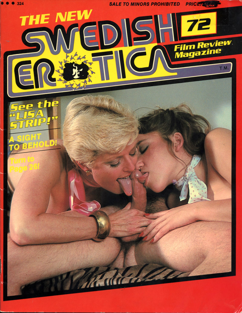 Swedish Erotica Magazine - Dec Hot Teen Kissing-3618