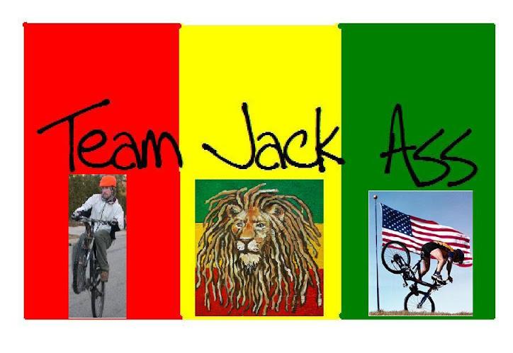 Team Jackass Glog