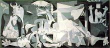 """Guernica ""( Pablo Picasso)"