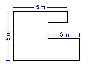 γρίφος περίμετρος σχήματος