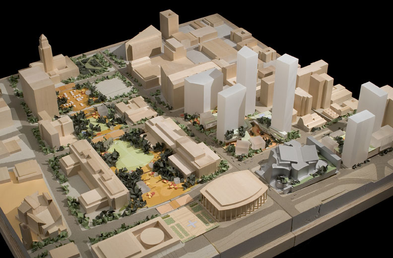 Active arts of the l a music center poised to step up for downtowns renaissance