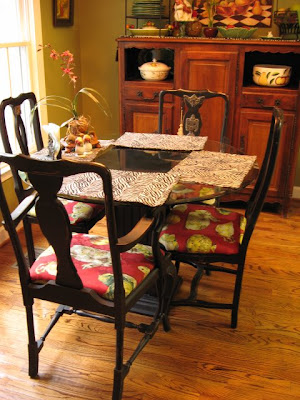 Inspiring Update Painting Furniture Black Southern