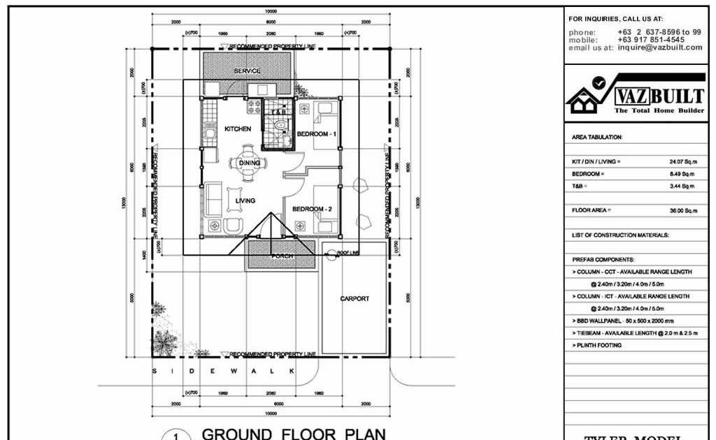 29 Penn (Metrosouth Cavite): Build a Prefab House