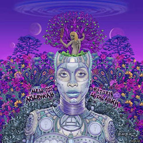 Albums Of The Year 2010 - Erykah Badu - New Amerykah Part Two (Return Of The Ankh)