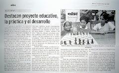 Un Proyecto Educativo