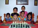Niños Ajedrecistas del Soldevilla