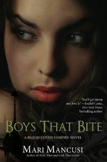 Boys that bite – Mari Mancusi