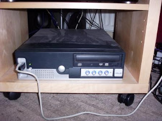 A photo of my half height HTPC
