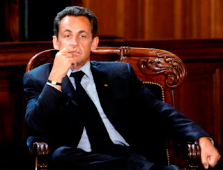 French President Sarkozy