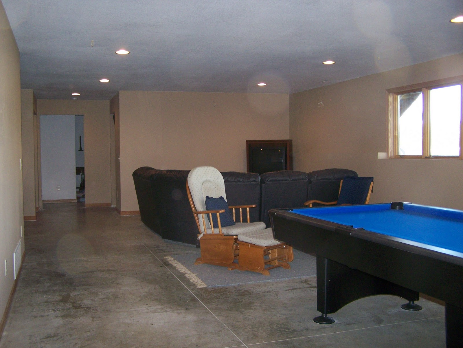 home for sale: Basement rooms. Plus 1 storage room, 1 ...