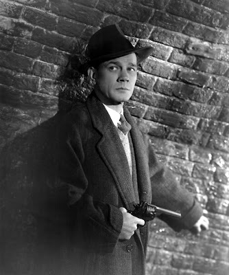Film Noir The Third Man Holly Martins Joseph Cotten Anti-Hero