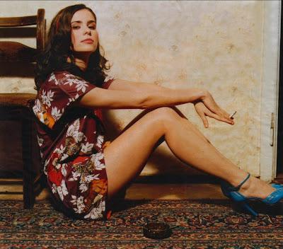 Nora Tschirner Beine