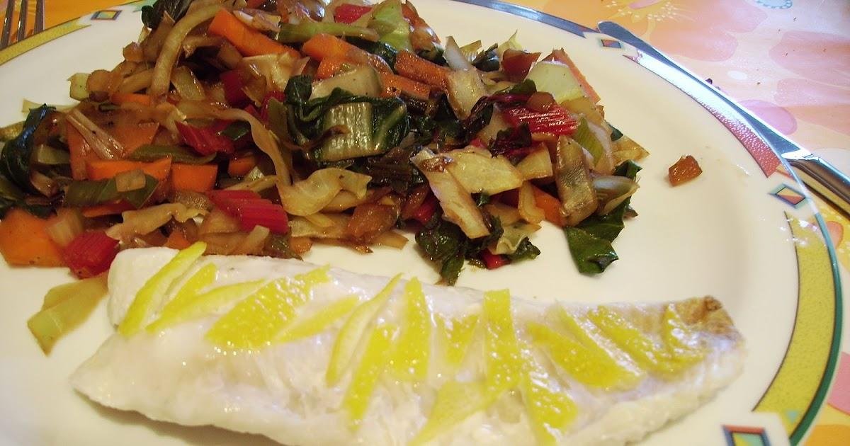 Kitchening filet de poisson au citron - Cuisiner poisson congele ...