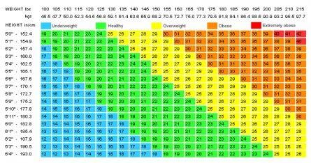 Pengiraan BMI, BMR dan DCR