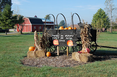 G&G Pumpkin Patch Sign