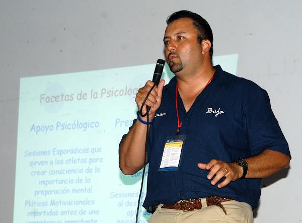 Presentación para la FMN en Olimpiada Nacional, Veracruz, 2007