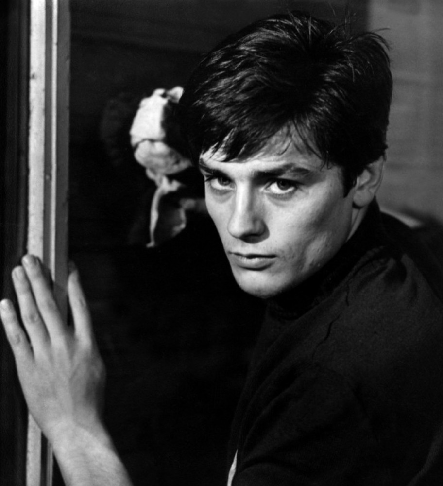 Somebody Stole My Thunder: Pictures of Alain Delon