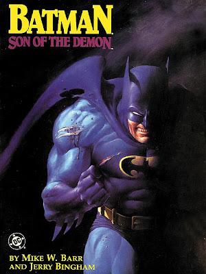 The batman pdf demon of son