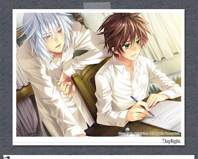 BL Game: Daylight -Asa ni Hikari no Kanmuri wo- Daylight