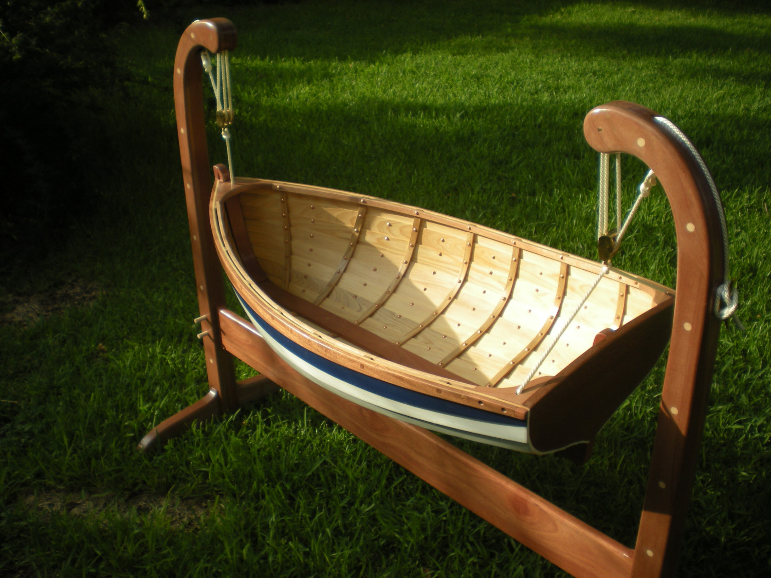 Custom Made Beds Image Gallery: Beach House Living: Baby's First Boat