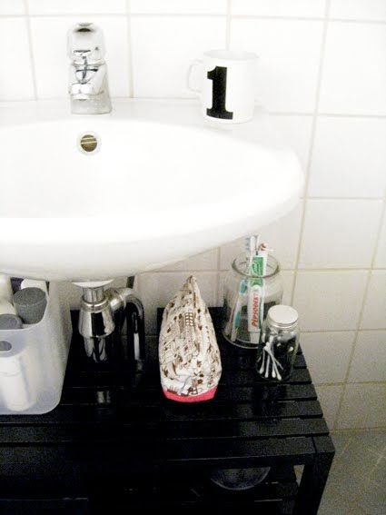 From Bali With Love Diy Under Sink Shelf From Bali With