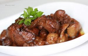 Resep Masakan Enak Cara Memasak Hati Ampela Ayam Kecap