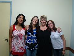 Jacqueline, Michelle,Debora e Veronica