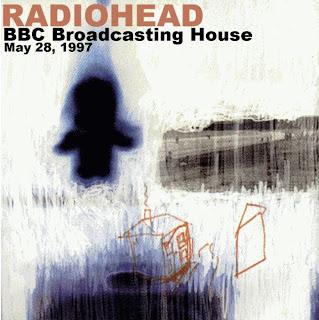 28-05-1997 | BBC Broadcasting Hizzouse Radiohead+-+1997-05-28+-+London,+UK