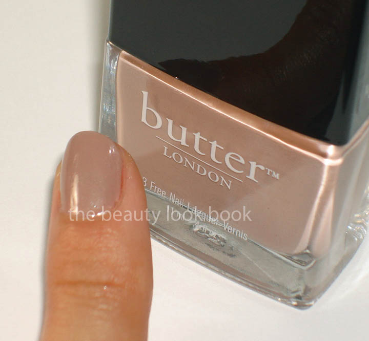 Butter London Yummy Mummy The Beauty Look Book